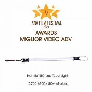 award best adv video