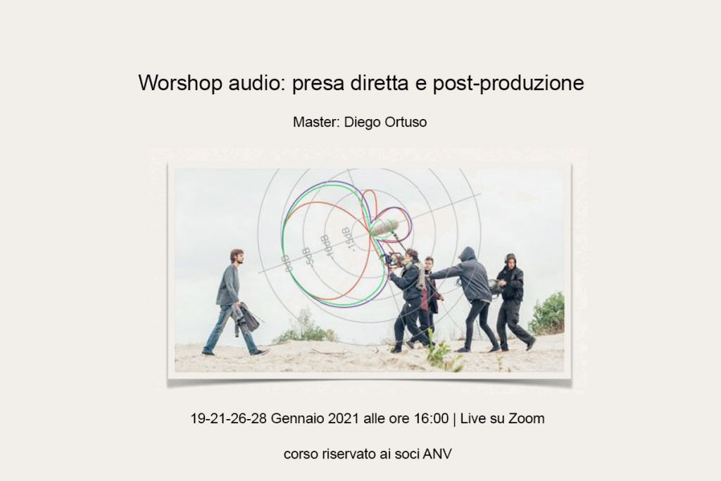 workshop audio